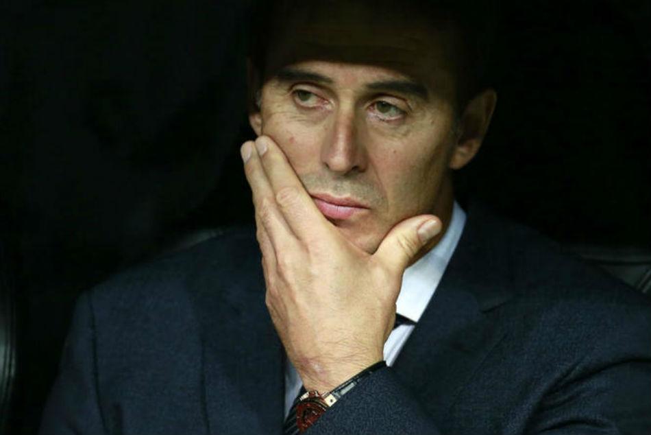 Real Madrid Sack Julen Lopetegui Following Clasico Defeat
