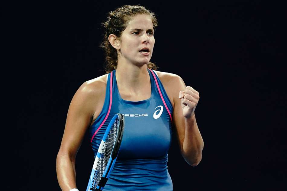 Julia Goerges wins her second WTA title of the season
