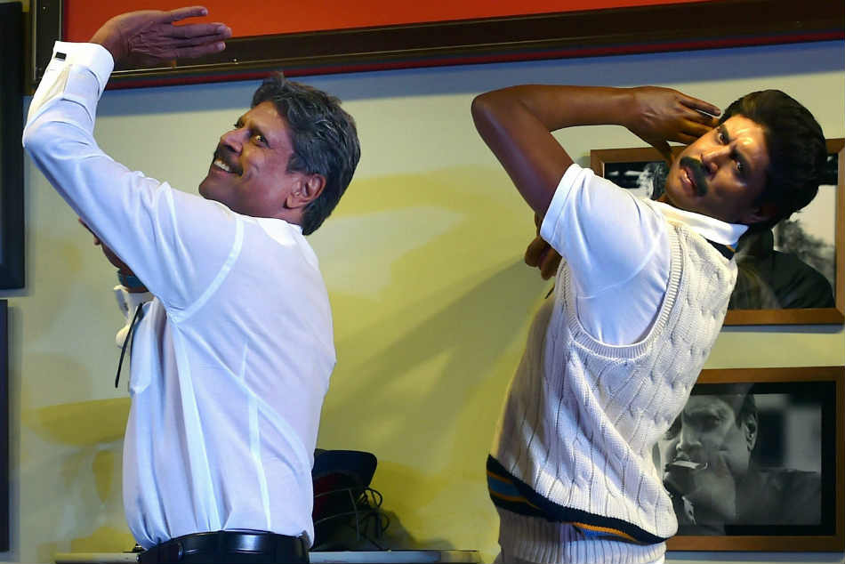 Kapil Dev Photos