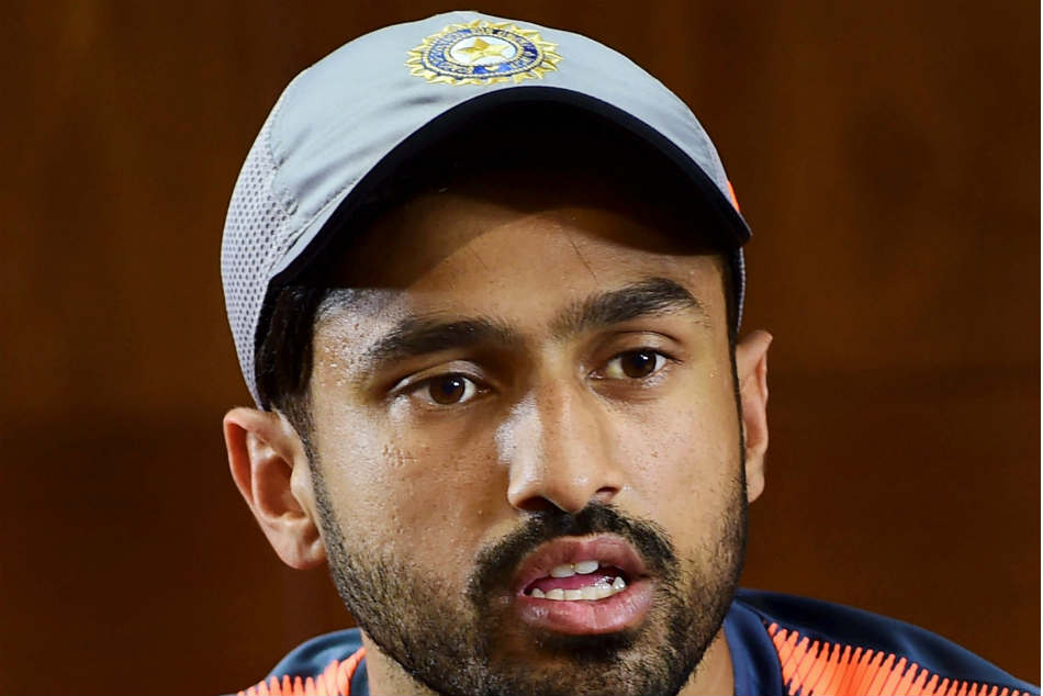 Personally Spoken To Karun Nair After Team Selection For Wi Series Msk Prasad