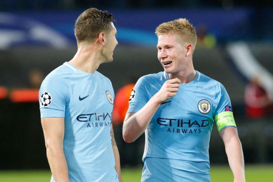Kevin De Bruyne Line Make Manchester City Return This Weekend Against Burnley