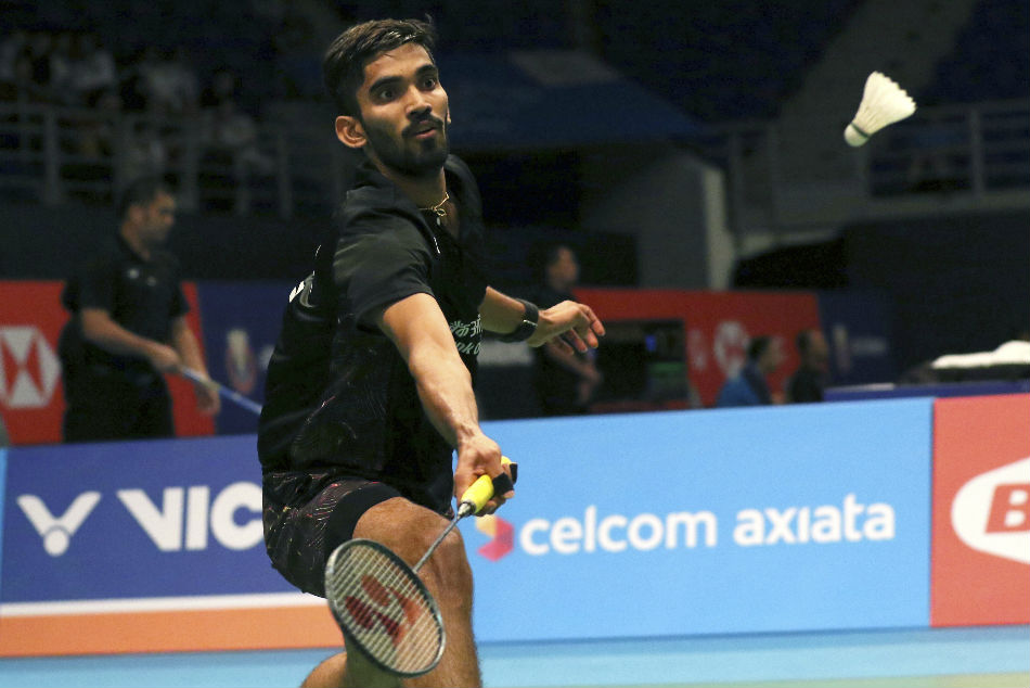 Srikanth Sets Up Clash With Lin Dan At Denmark Open