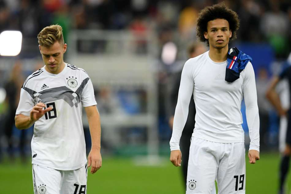 Germany Suffer Six Defeats Calendar Year France Nations League