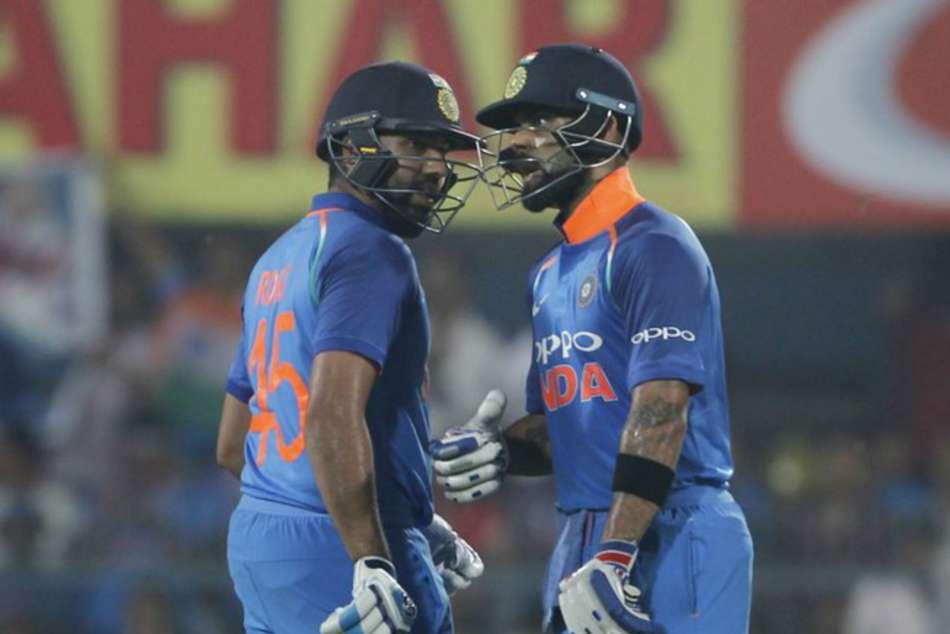 Kohli Hails Rohit Partnership India Victory West Indies