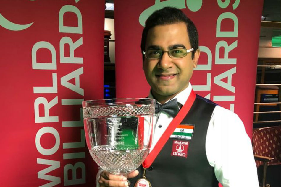 India S Sourav Kothari Wins Wbl World Billiards Title