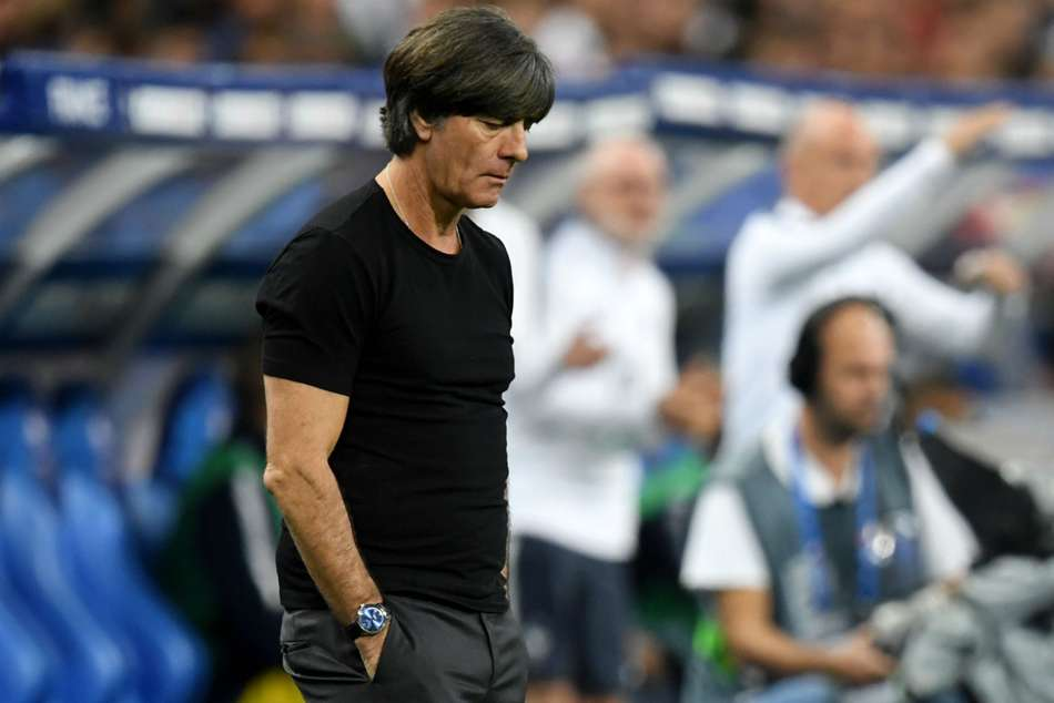 Joachim Low Slams France Penalty Decision Germany Nations League