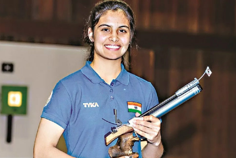 Youth Olympics: Manu Bhaker claims Indias first ever shooting gold in 10m Air Pistol