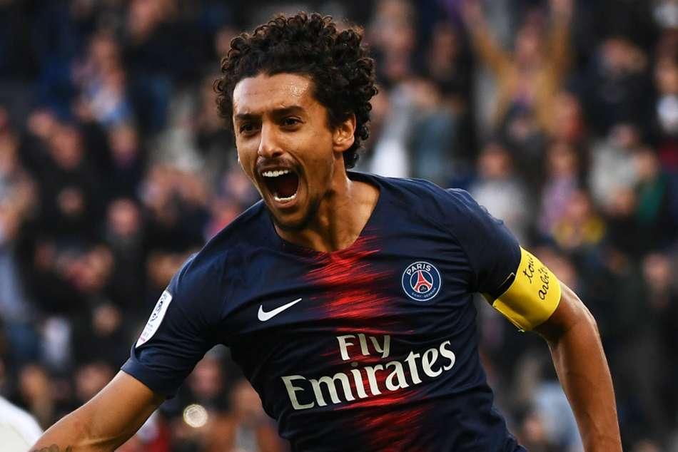 Paris Saint Germain 5 Amiens 0 Ten Wins In A Row Psg As Neymar Rests