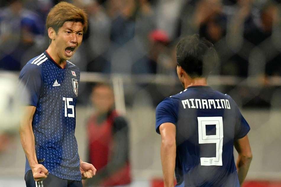 Japan See Off Uruguay Seven Goal Thriller