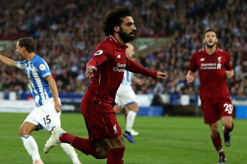 Premier League Huddersfield Town Liverpool Salah Snaps Winless Streak
