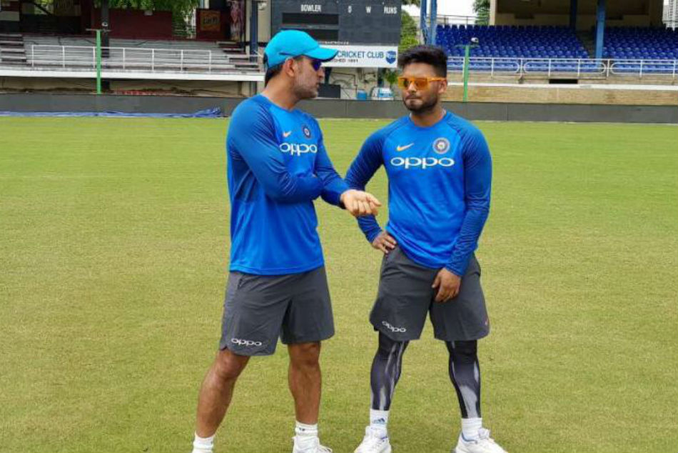 Image result for ms dhoni could be rested for the ODI series against Windies; Replacement named