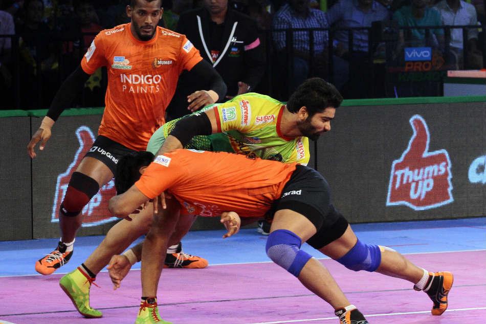 Pkl U Mumba Clinch Thrilling Win Over Patna Pirates