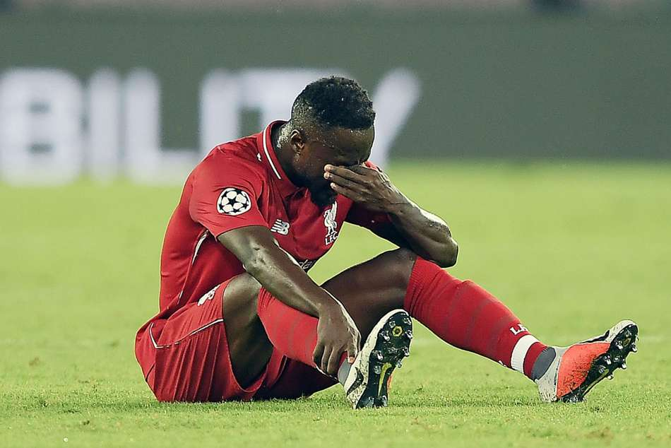Naby Keita Taken To Hospital During Liverpool Defeat Champions League