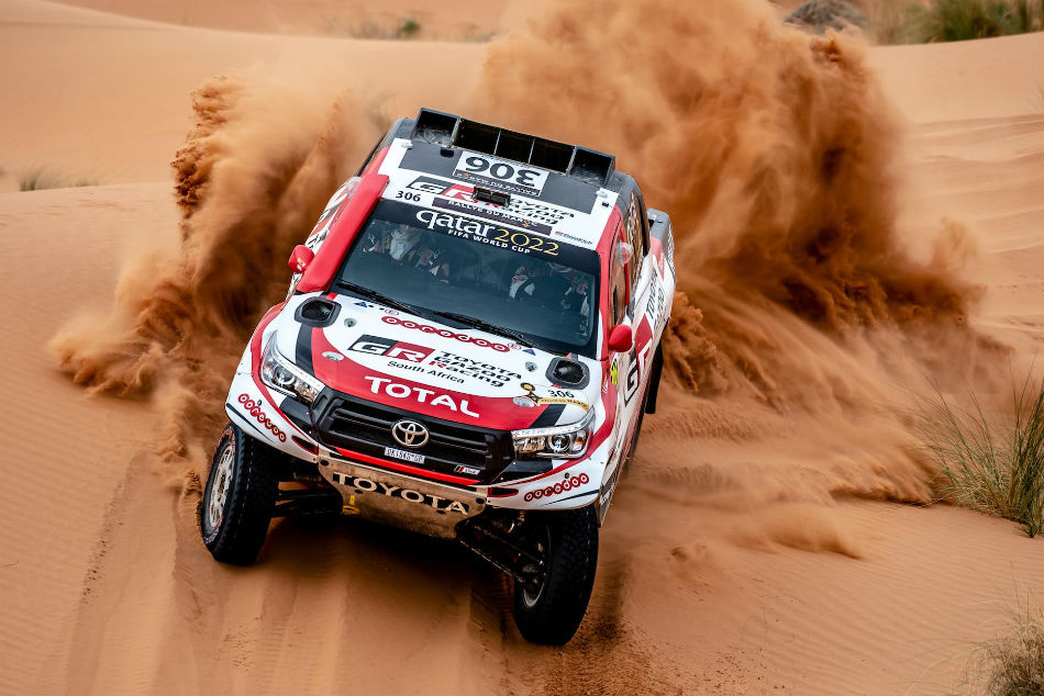 Al Attiyah Wins Morocco Rally Przygonski Crowned Fia Cross