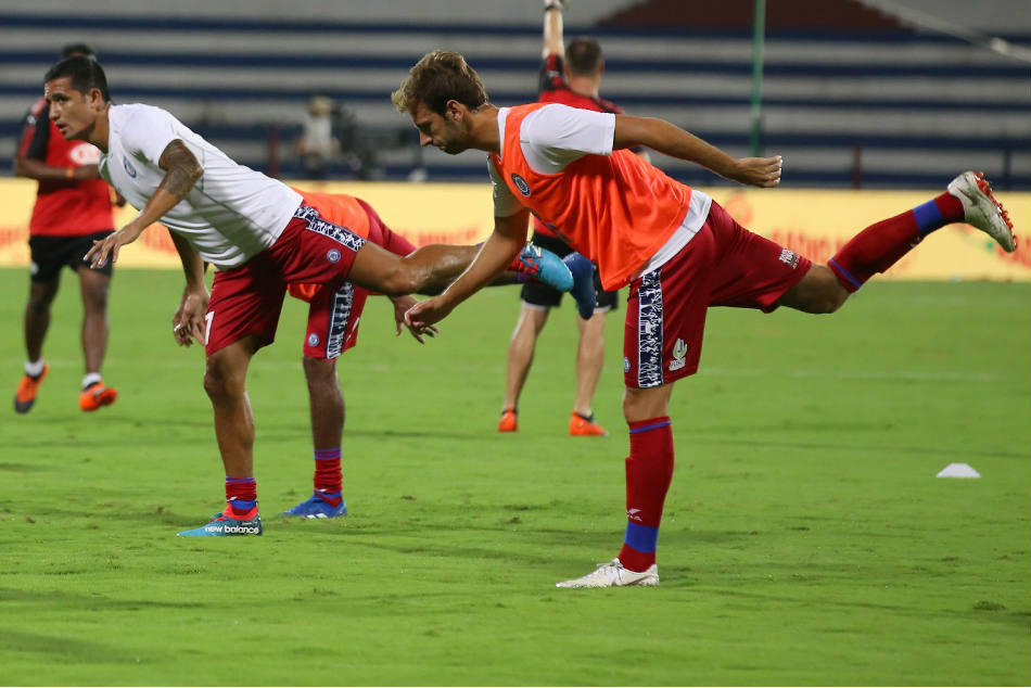 Isl 2018 Neufc Vs Jfc Preview Timing Live Streaming Buoyant Neufc Tackle Jamshedpur
