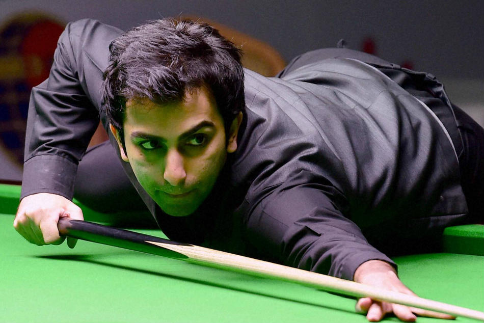 Pankaj Advani Storms Into The Asian Snooker Tour Final