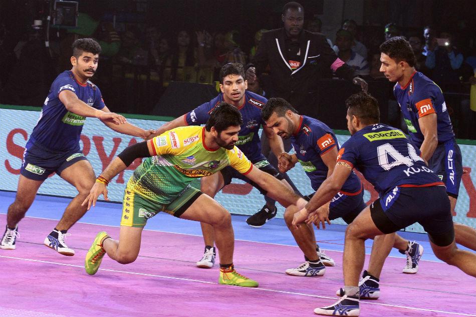Pkl 2018 Haryana Steelers Loot Patna Pirates Beat Them 43