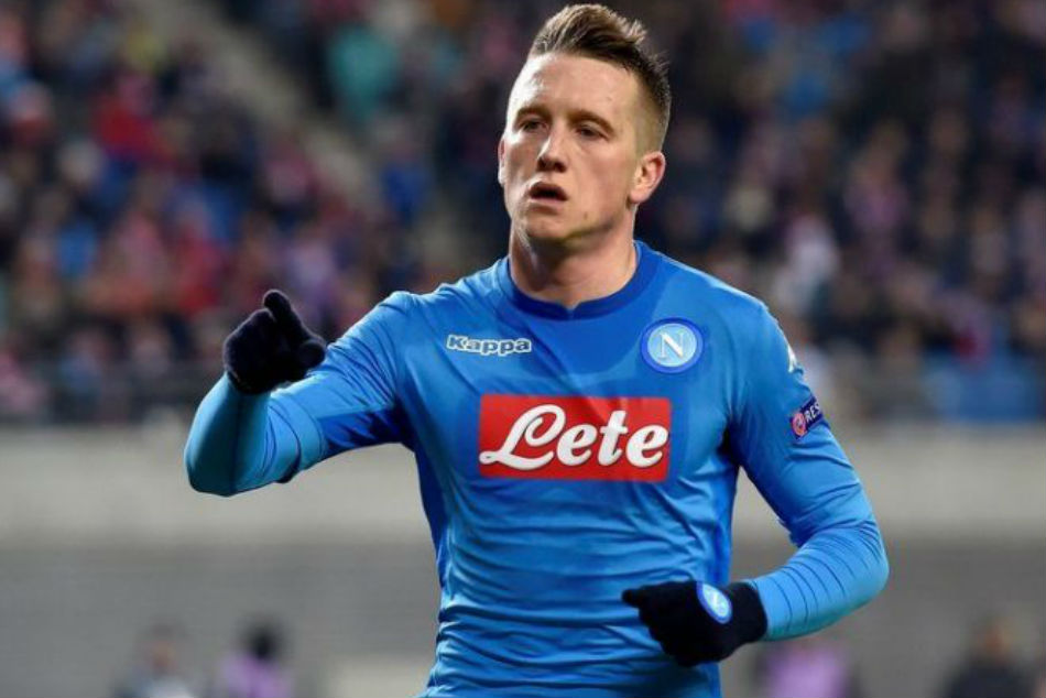 Image result for piotr zielinski