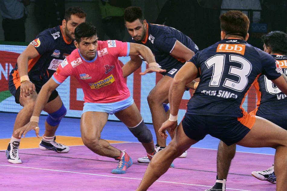 Pkl Bengal Warriors Register Comfortable Win Over Jaipur Pink Panthers