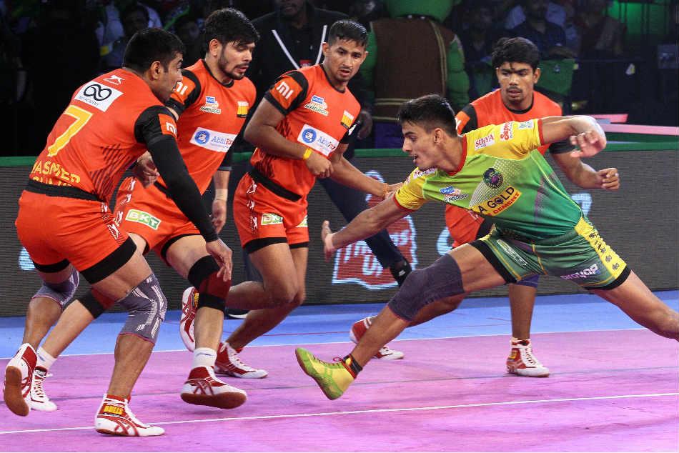 Pkl Bengaluru Bulls Clinches Thrilling Win Over Patna Pirates