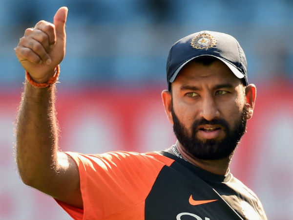 1. Cheteshwar Pujara omitted for Ist Test