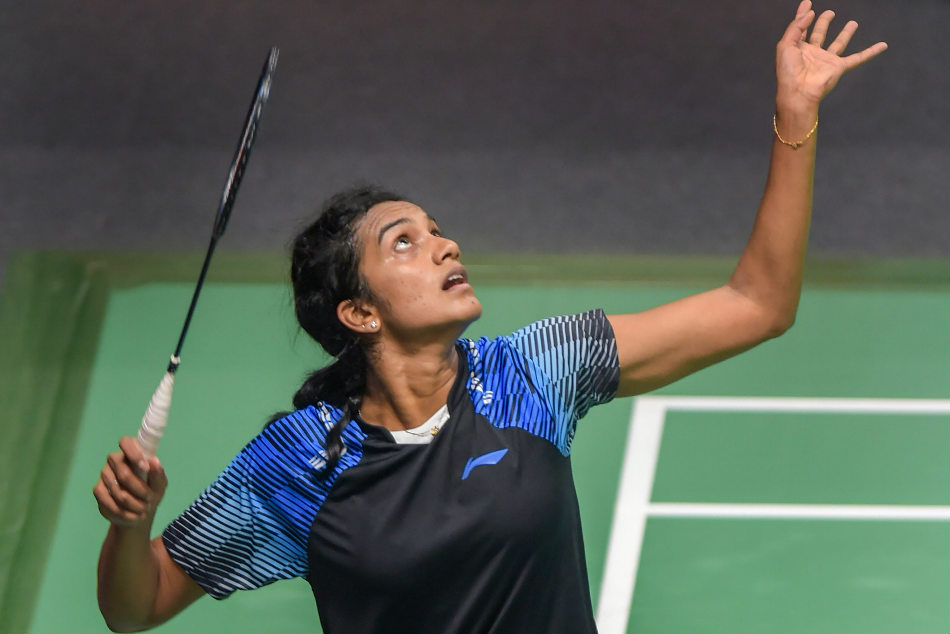 French Open Pv Sindhu Breezes Into Second Round With Crushing Win Over Zhang