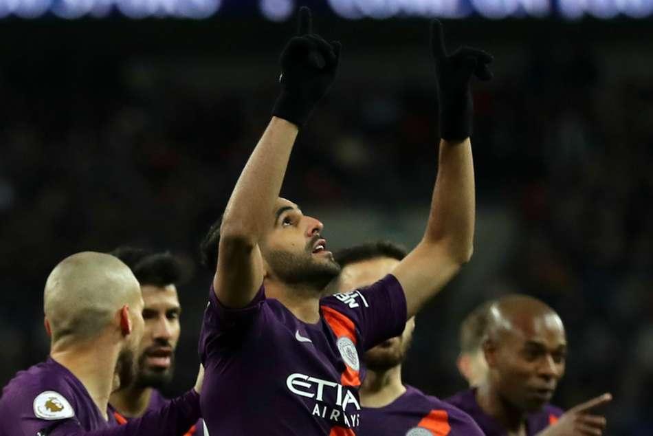 Mahrez Honours Srivaddhanaprabha After Wembley Winner