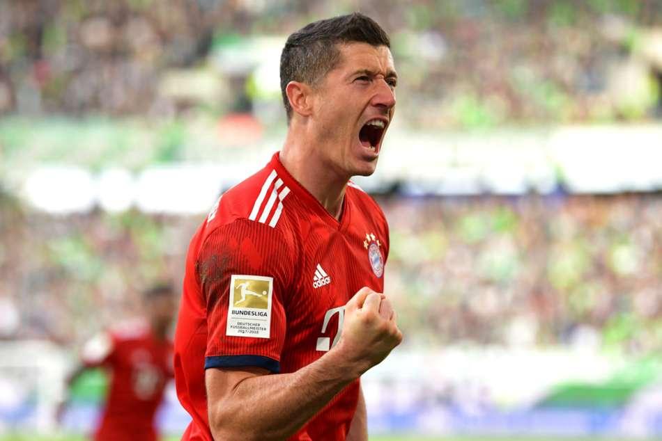 Bundesliga Wolfsburg Bayern Munich Lewandowski Leads Kovac Out Trouble