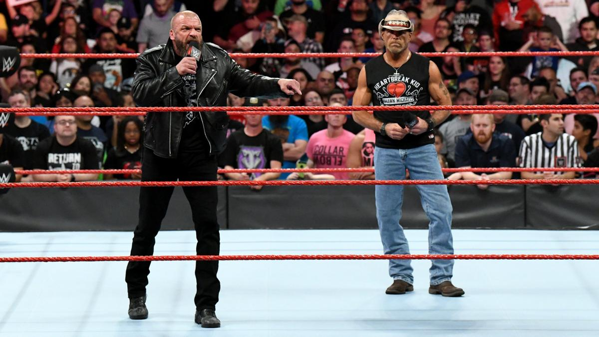 Rumour Two More Opponents Waiting For Shawn Michaels After Returning To Competition