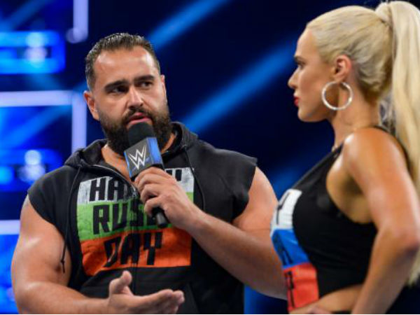 Rusev Day situation