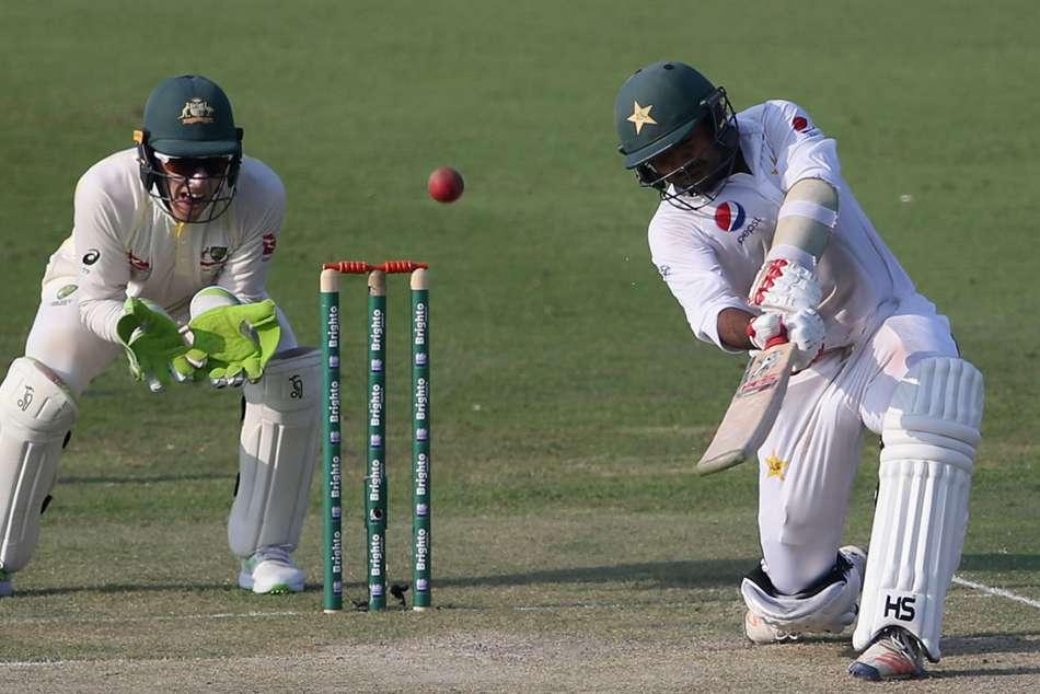 Fakhar Sarfraz Lead Pakistan Recovery After Lyon Blitz