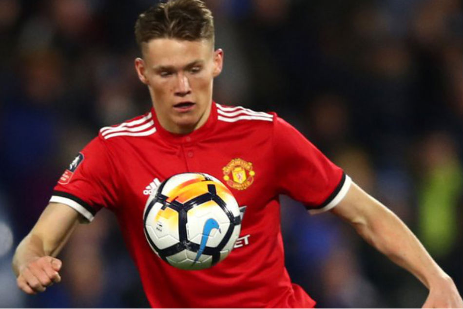 Jose Mourinho Let Scott Mctominay Leave Loan Spell