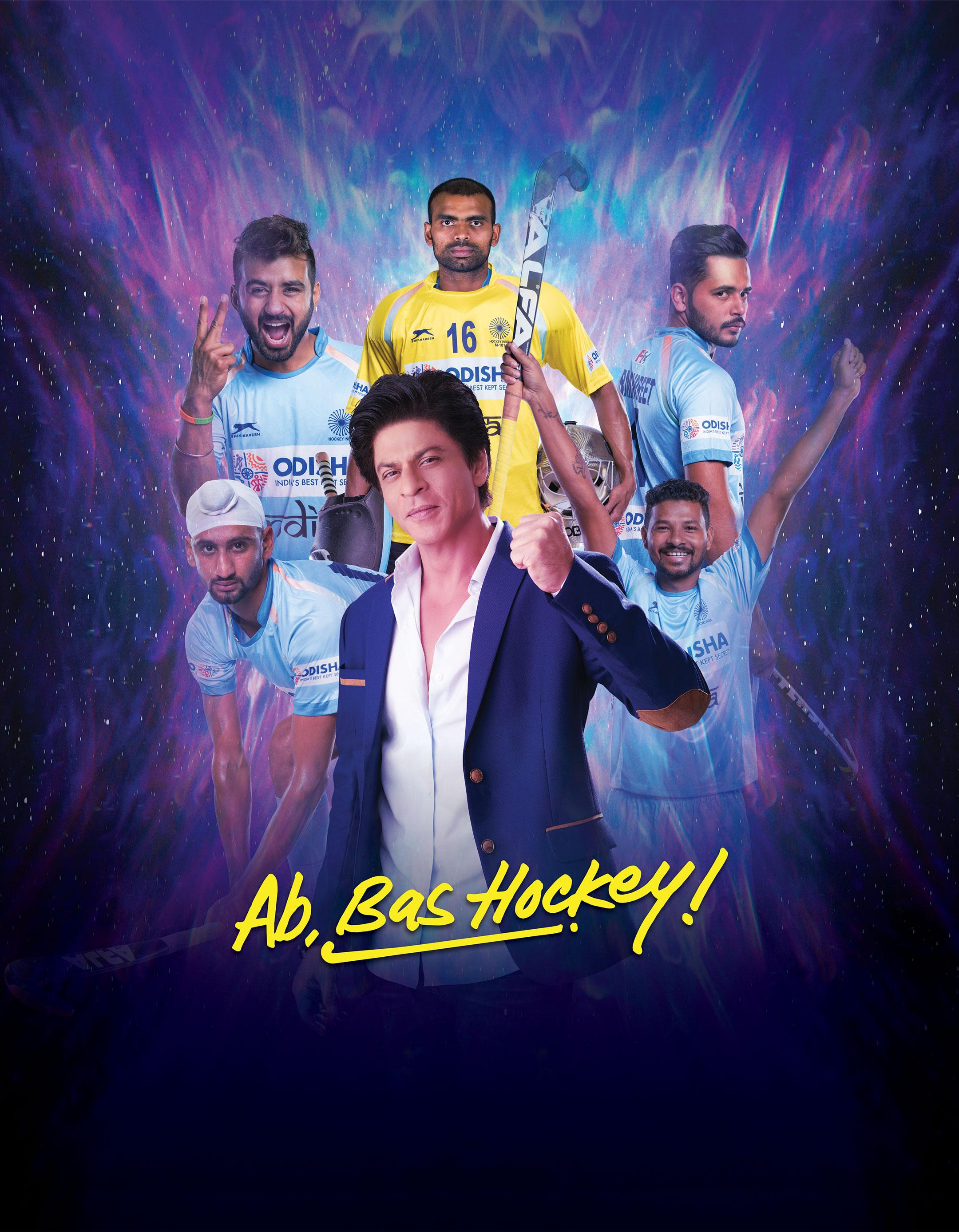 Hockey World Cup 2018 Bollywood Star Shah Rukh Khan Pledges Support Indian Hockey Team