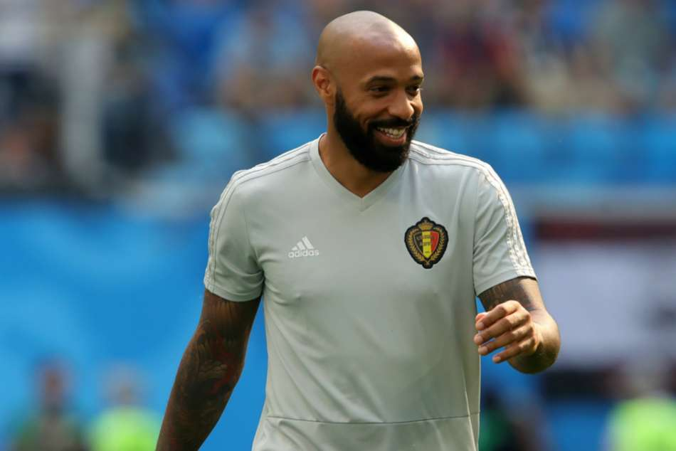 Martinez Backs Henry Top Job Deschamps Doesn T