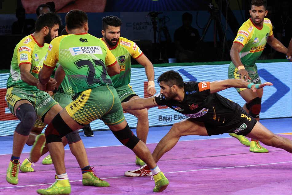 Pkl Telugu Titans Crush Patna Pirates