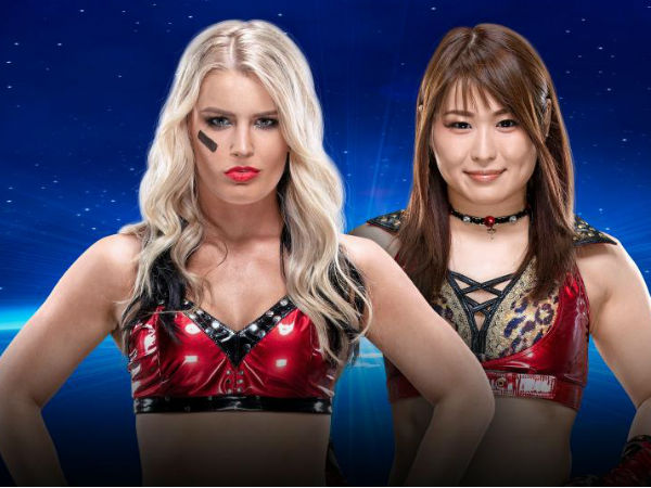 Mae Young Classic 2018 Final: Io Shirai vs. Toni Storm