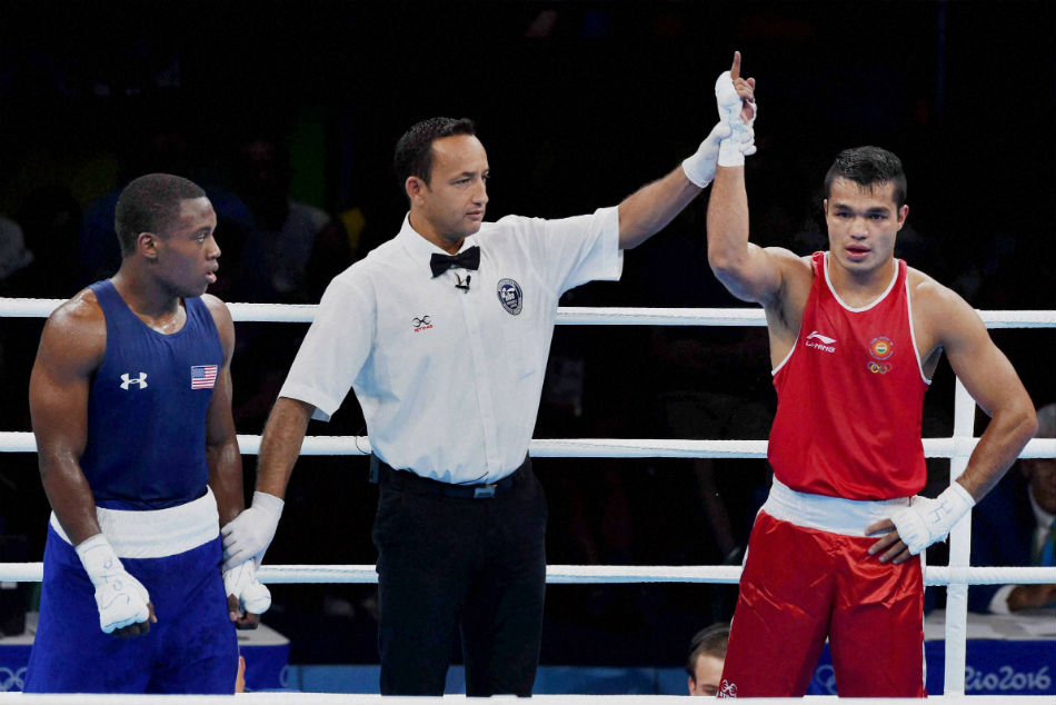 Men S Boxing Nationals Start October 27 Vikas Amit Not The