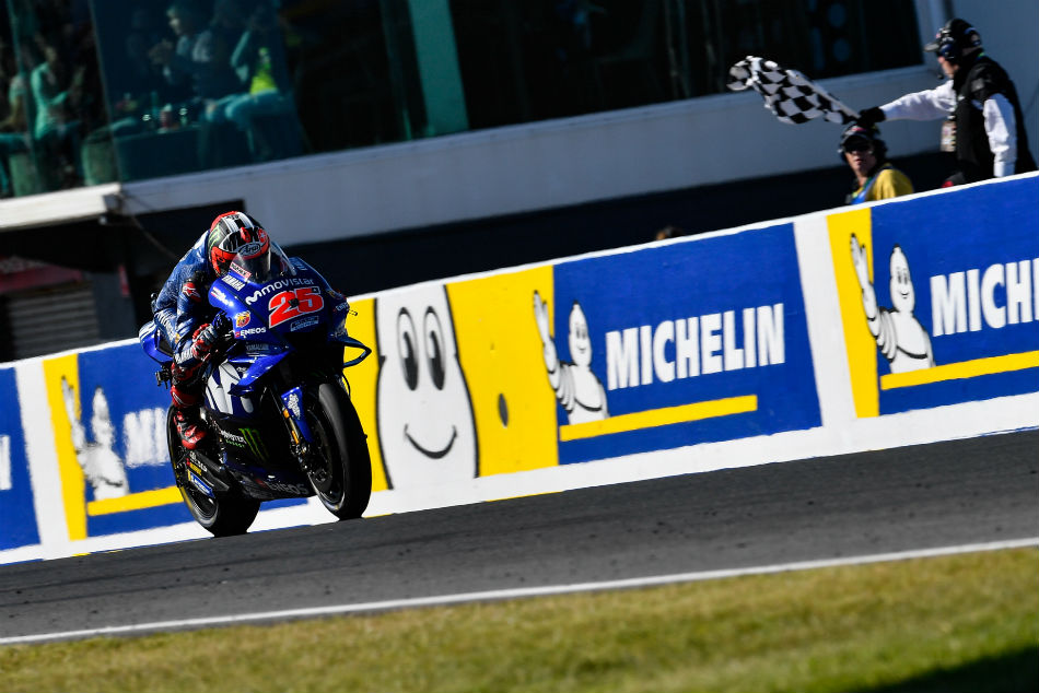 Motogp Analysis How Vinales Ended Yamaha S Victory Drought