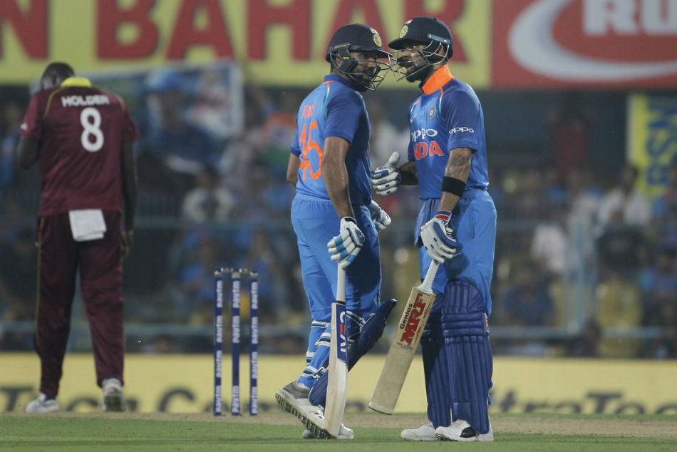 India Vs West Indies, 1st ODI: Rohit-Virat carnage propels hosts to 8-wicket win: As it happened