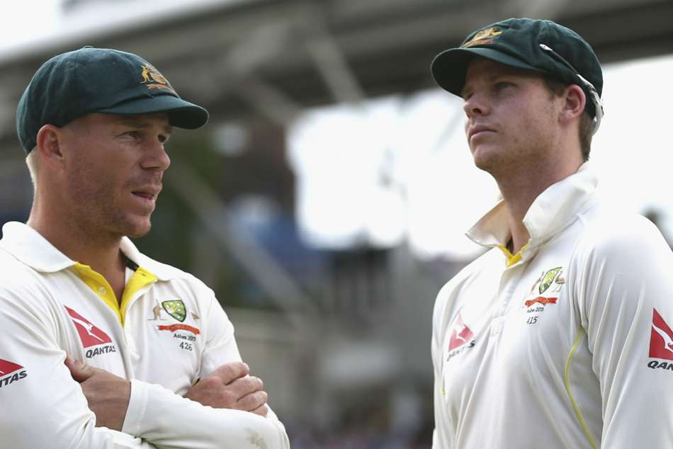 David Warner and Steve Smith were banned for ball tampering