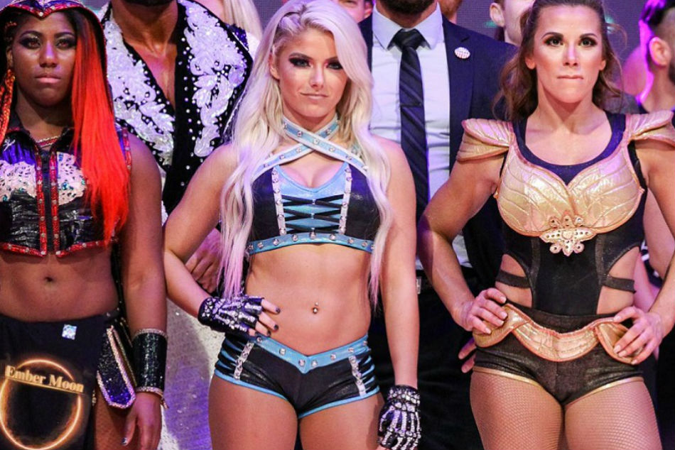 Wwe Adds Legendary Women S Champions Evolution Womens Battle Royal