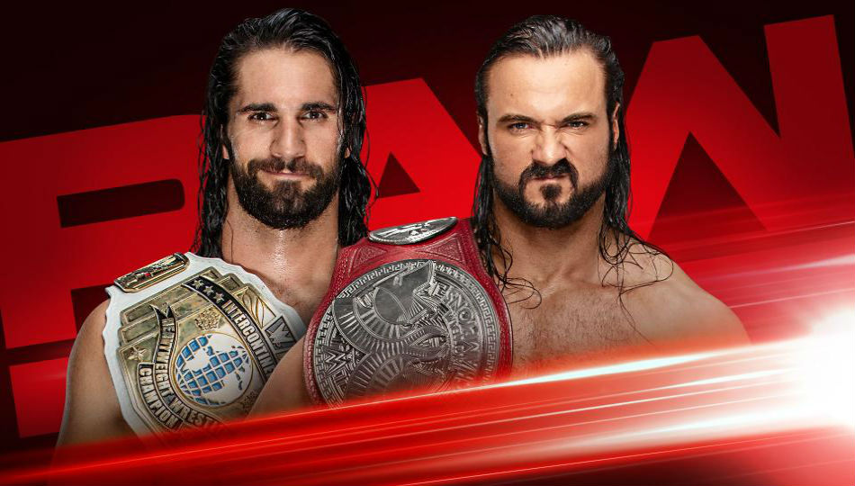 Wwe Monday Night Raw Preview Schedule October 15 2018