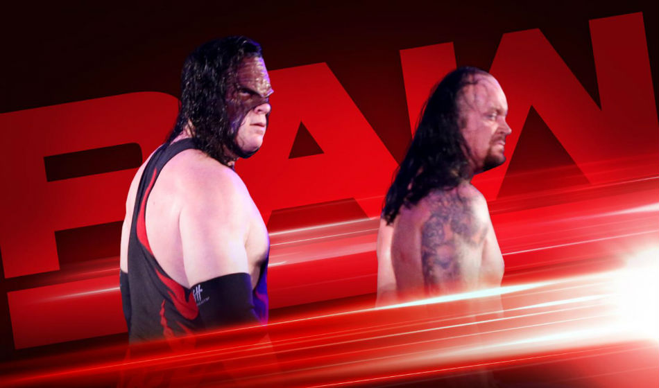 WWE Raw SSD fall out poster (Image Courtesy: WWE)