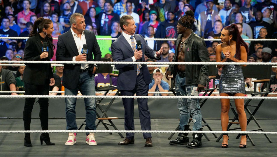 Wwe Smackdown 1000 Results Highlights October 16 2018
