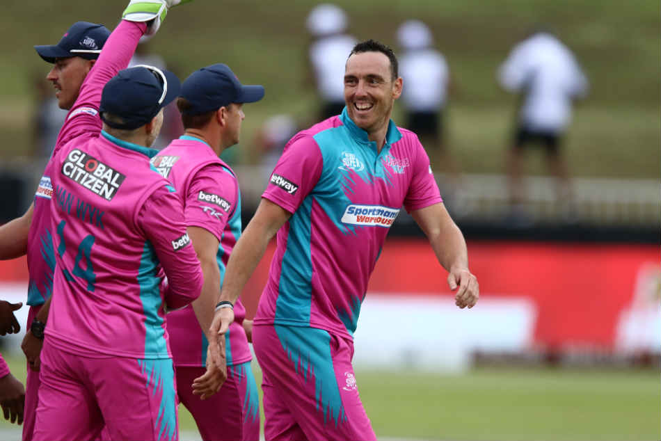 Kyle Abbott claimed four wickets as Durban Heat win in the Mzansi Super League