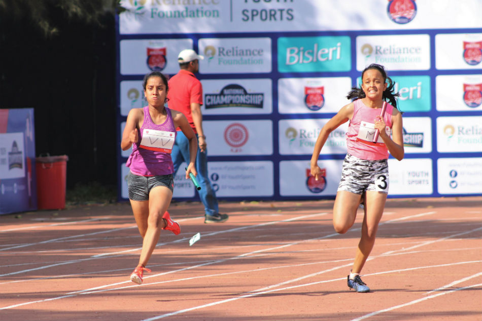 Reliance Foundation Youth Nationals South India Student Athletes Maintain Supremacy