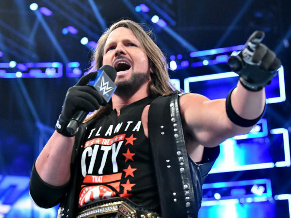 Can AJ Styles topple Brock Lesnar this time?
