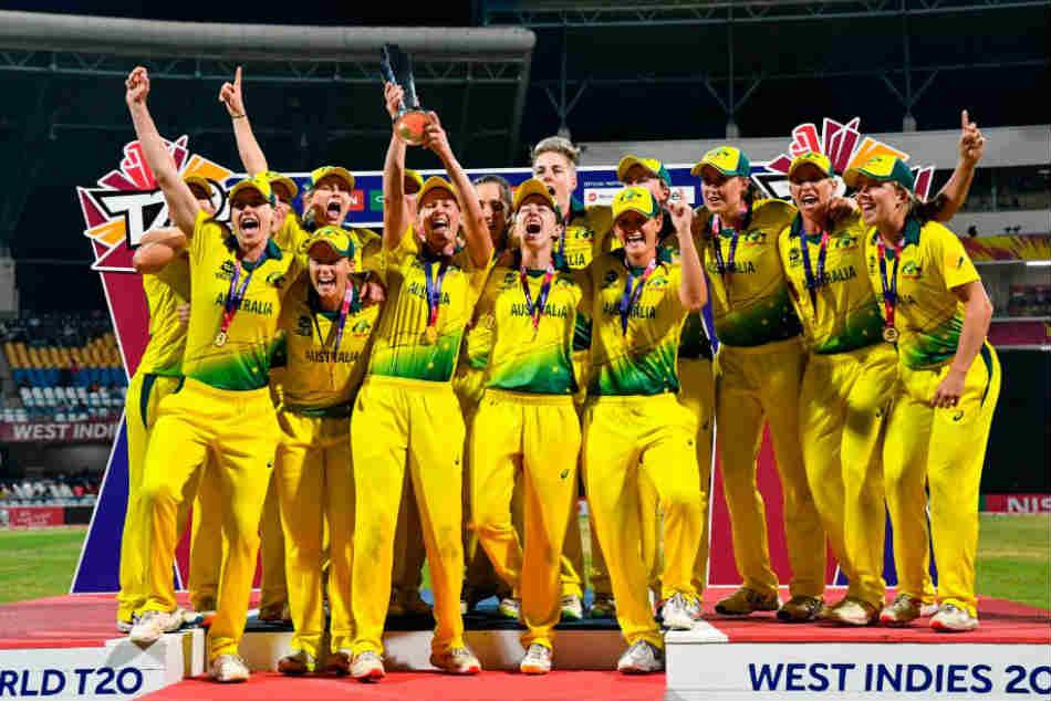Icc Women S World T20 Australia Wallop England To Emerge Champions