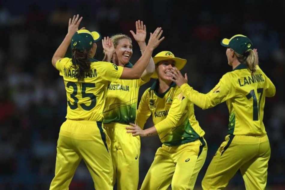 Australia Thrash West Indies Reach Womens World T20 Final