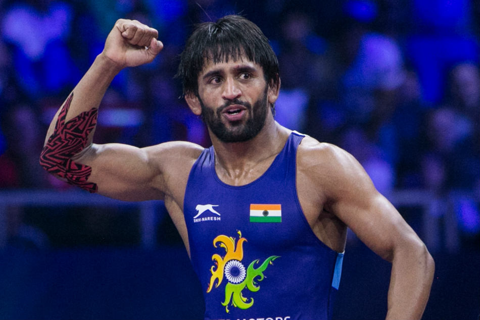 Bajrang Punia First Indian Be Ranked World No